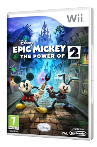 Disney Epic Mickey 2 The Power of Two galerija