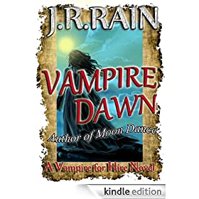 Vampire Dawn (Vampire for Hire Book 5)
