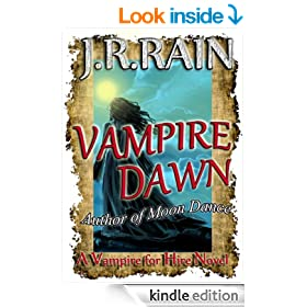 Vampire Dawn (Vampire for Hire #5)