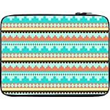 Snoogg Aztec Pattern Temple 10 To 10.6 Inch Laptop Netbook Notebook Slipcase Sleeve