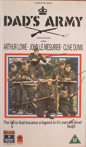Dad's Army: The Movie [VHS]