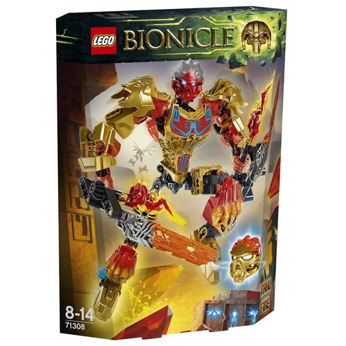 LEGO 71308 - Bionicle Tahu Unificatore Del Fuoco