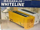 Maharaja Whiteline 4 Slice Pop up Toaster