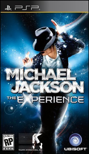 Michael Jackson The Experience - Sony PSP - 1