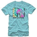 MTV: Tie Dye Logo Tee - Guys