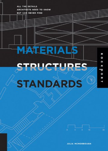 Materials, Structures, and Standards: All the Details...