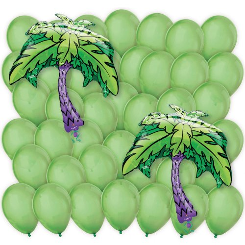 Palm Tree Balloon Kit front-709454