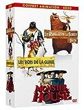 echange, troc Coffret animation - Les rebelles de la forêt 1&2 + Les rois de la glisse + Monster House