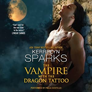 The Vampire with the Dragon Tattoo Hörbuch