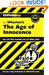 CliffsNotes on Wharton's The Age of I...