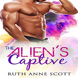 The Alien's Captive Audiobook