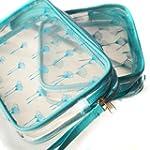 Tan & Teal baby organiser pouches- fr...