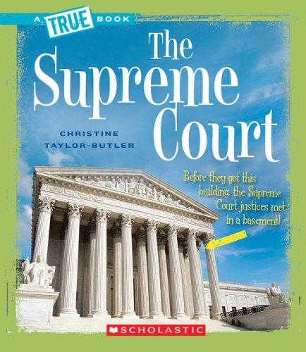 the-supreme-court-true-books-american-history-paperback