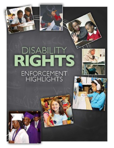 Disability Rights: Enforcement Highlights