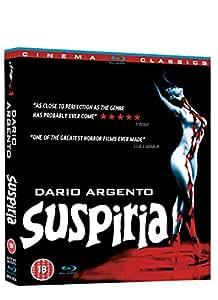 Suspiria [Blu-ray][Import Anglais]