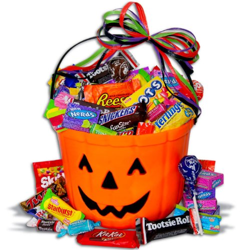 No Tricks...Only Treats Halloween Gift Basket™