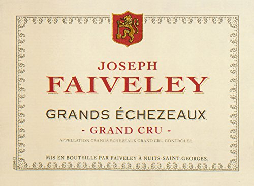 2011 Joseph Faiveley - Grands Echezeaux Grand Cru Burgundy 750 Ml