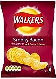 Walkers Crisps Smokey Bacon 34.5 g (48 Pack)