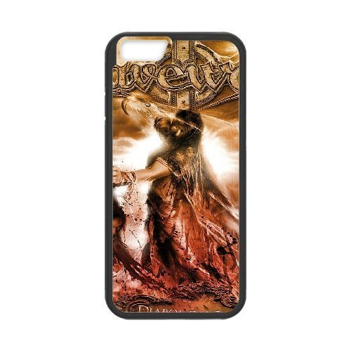 GRAVEWORM 3 cover iPhone 6 Plus 5.5 Inch Cell Phone case cover black,plastic cell phone case
