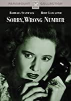 Sorry Wrong Number [Import USA Zone 1]