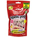 YumEarth Organic Fruit Lollipops, 3 Ounce Pouches (Pack of 6)