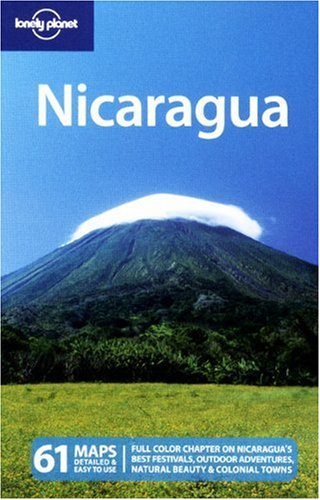 Lonely Planet Nicaragua (Country Travel Guide)