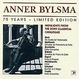 アンナー・ビルスマ・リミテッド・エディション(11枚組)/Anner Bylsma: 70 years - Limited Edition -