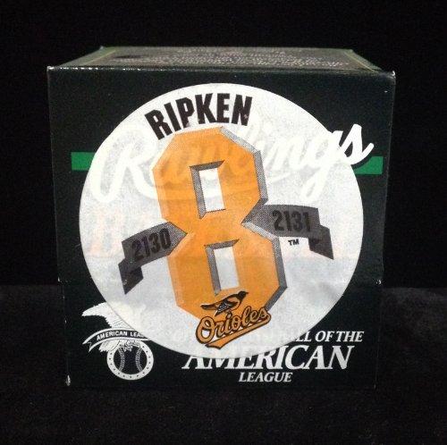 Official Cal Ripken Jr Commemorative 2131 Rawlings Baseball