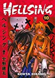 img - for Hellsing, Vol. 10 book / textbook / text book