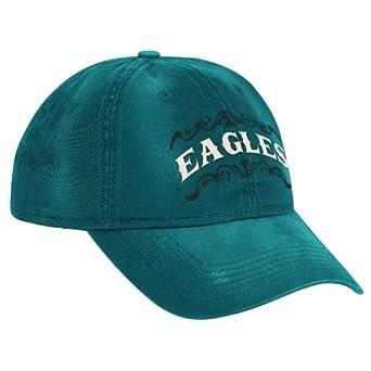 NFL Ladies Lifestyle Slouch Adjustable Hat - EQ78W, Philadelphia Eagles, One Size... by Reebok