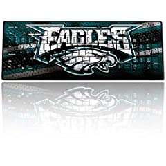 NFL Philadelphia Eagles Team Promark Wireless Keyboard by Team ProMark