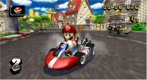 game, games, video game, video games, Wii Game, Wii Wheel, Wii Remote, Worldwide Racing, Nintendo