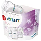 Philips AVENT Microwave Steam Steriliser Bags (Pack of 5)
