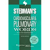 Stedman's Cardiovascular & Pulmonary Words: With Respiratory Words (Stedman's Word Book Series) ~ Stedman's