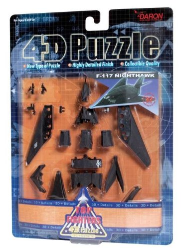 Daron Worldwide Trading PZ22010 F-117 Puzzle