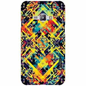 Samsung Galaxy J1 Ace Back Cover - Silicon Stylish Designer Cases
