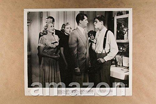Vintage Photo of MARIE WILSON, DIANA LYNN, DEAN MARTIN, JERRY LEWIS