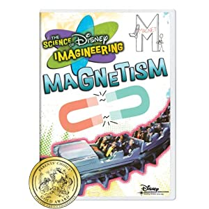 The Science of Disney Imagineering Magnetism [Interactive DVD] movie