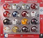 NCAA SEC Conference Pocket Size Helme...