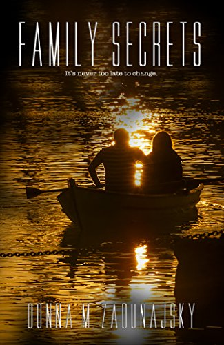 Book: Family Secrets by Donna M. Zadunajsky