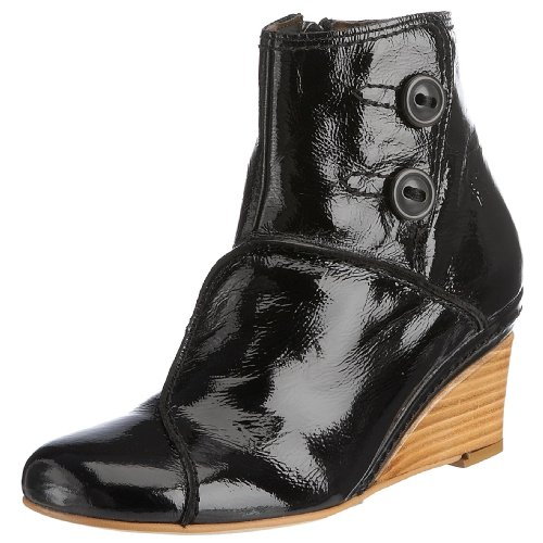 Fly London Women's Laine Bootie Black P141074009 6 UK