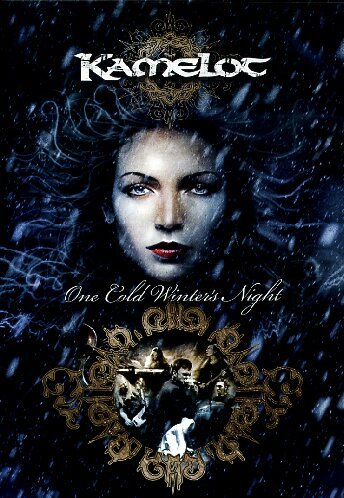 Kamelot - One Cold Winters Night - Dvd