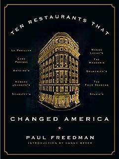Book Cover: Ten Restaurants That Changed America
