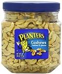 Planters Cashew Halves and Pieces Jar...