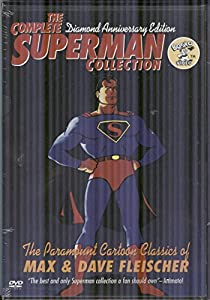 The Complete Superman Cartoons - Diamond Anniversary Edition (1941)