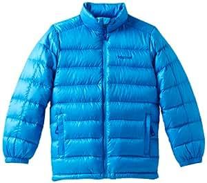 Marmot Boy's Zeus Jacket, Methyl Blue, Large