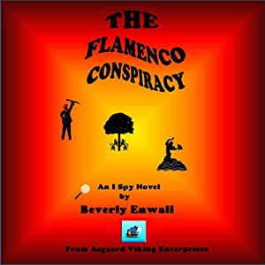 The Flamenco Conspiracy Audiobook