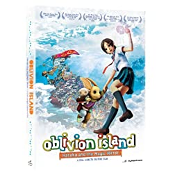Oblivion Island: Haruka and the Magic Mirror: Anime Movie