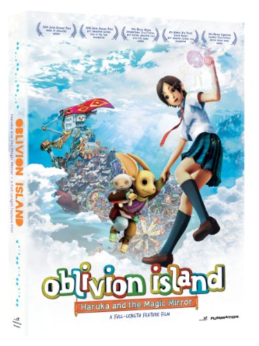 Cover art for  Oblivion Island: Haruka and the Magic Mirror: Anime Movie