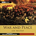 War and Peace (Dramatised) Performance by Leo Tolstoy Narrated by  full cast